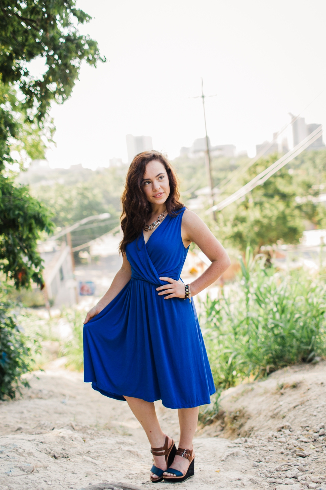 girl-in-blue-dress